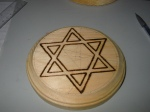 Unfinished Earth Pentacle, stage 2