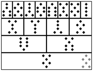 Example Geomantic Tableau