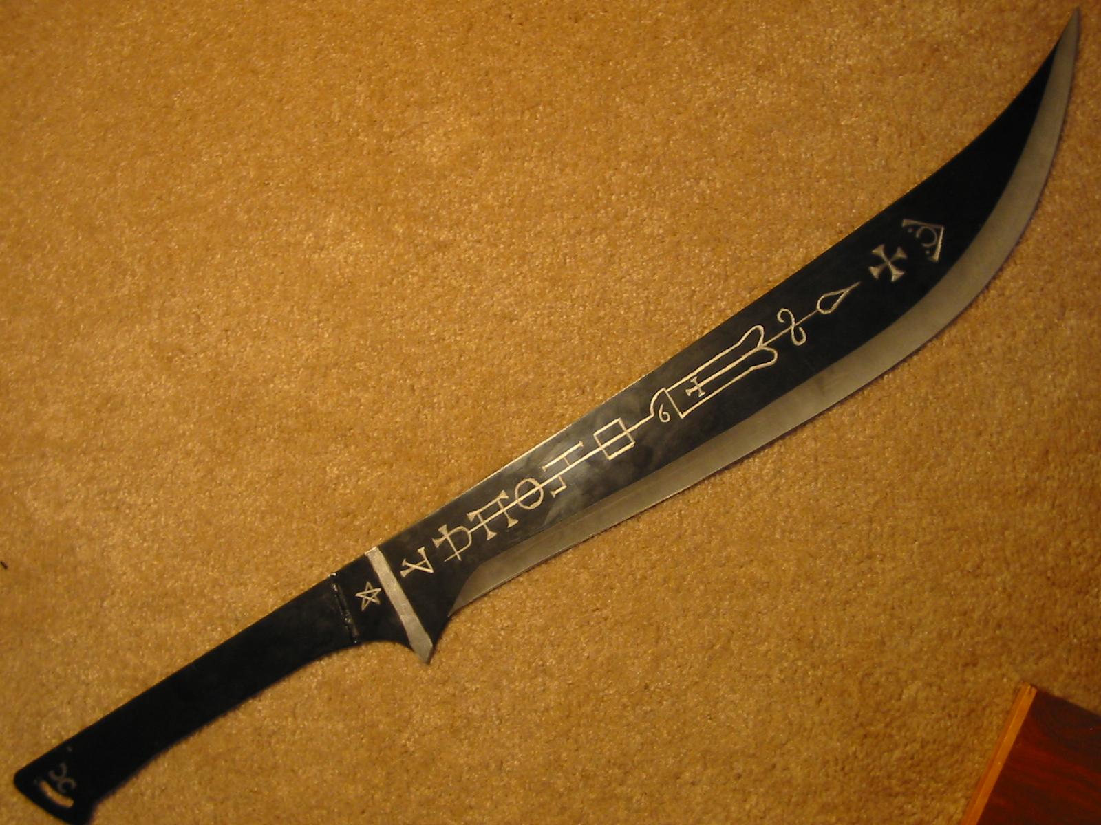 Ritual Sword The Digital Ambler