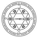 Lamen of Raphael, angelic governor of Mercury