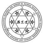Lamen of Tzadqiel, angelic governor of Jupiter