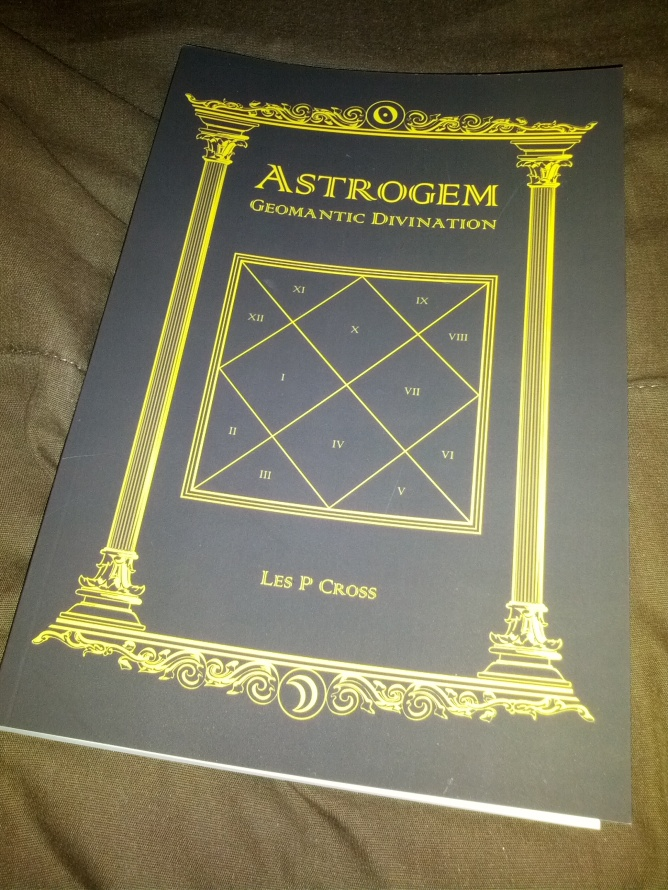 Astrogem Geomantic Divination, Cover
