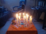 Mercury Election Consecration Altar