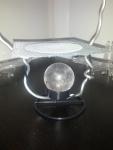 MaGOS Prototype Radiator Crystal Closeup
