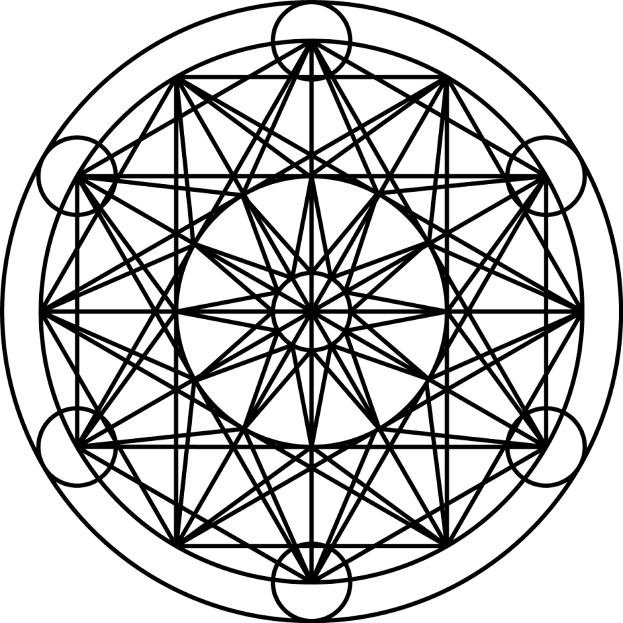 magos circuitry diagram  sphere model  6 crystals