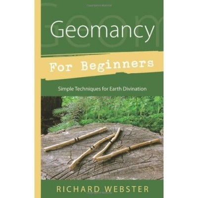 "Cover of Richard Webster's ""Geomancy for Beginners"""
